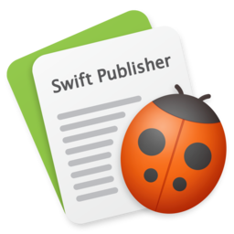 Logo for Swift Publisher