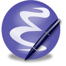 Logo for Carbon Emacs