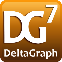 Logo for DeltaGraph