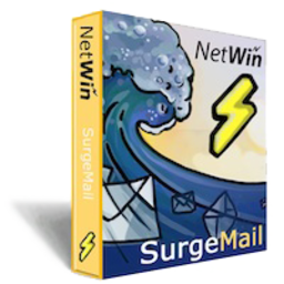 Logo for SurgeMail