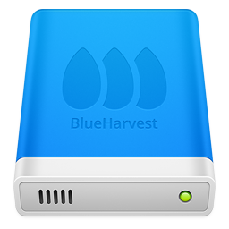 Logo for BlueHarvest