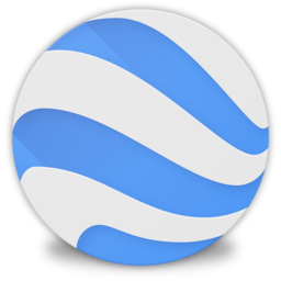 Logo for Google Earth