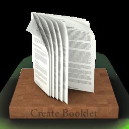print pdf as booklet mac