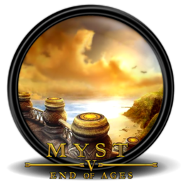 Logo for Myst V: End of Ages Intel Patch