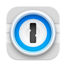 Logo for 1Password