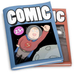 Logo for Simple Comic