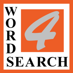 Logo for Word Search 4