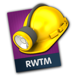 Logo for RWThemeMiner
