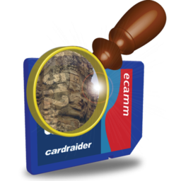 Logo for CardRaider