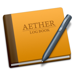 Logo for Aether