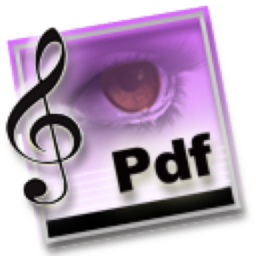 Logo for PDFtoMusic