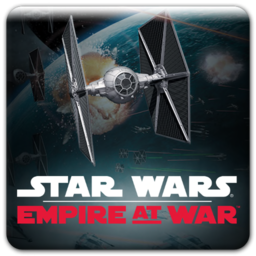 Logo for Star Wars: Empire at War