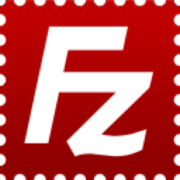 Logo for FileZilla