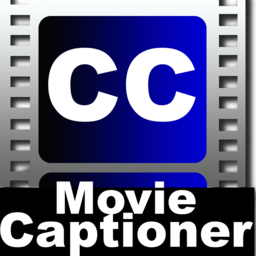 Logo for MovieCaptioner