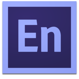 Logo for Adobe Encore CS6