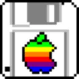 Logo for Apple Disk Transfer ProDOS