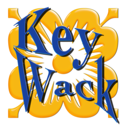 Logo for KeyWack