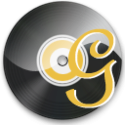 Logo for Golden Records