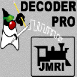 Logo for JMRI: DecoderPro