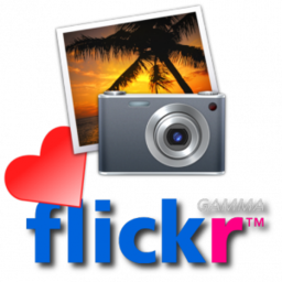 Logo for Free Flickr eXporter iPhoto Plugin