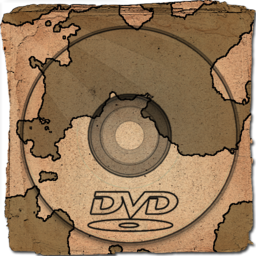 Logo for DVD Hunter