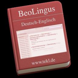 BeoLingus German-English Dictionary Plugin