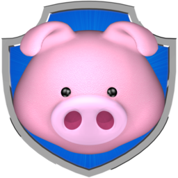 Logo for SpacePig