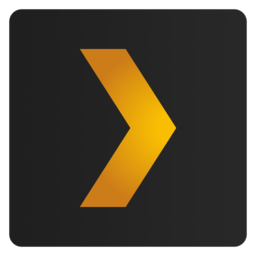 Logo for Plex Media Player