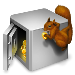 Logo for Squirrel