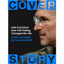 Logo for CoverStory