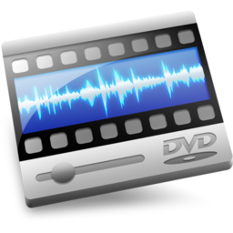 Logo for Ultimate DVD Player