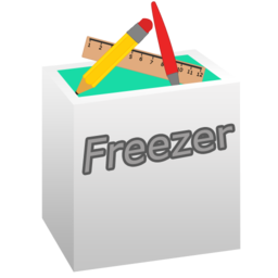 Logo for Freezer