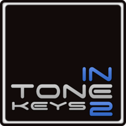 Logo for inTone Keys