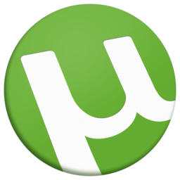 Logo for uTorrent