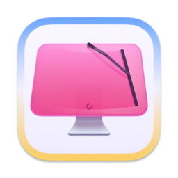 Logo for CleanMyMac X