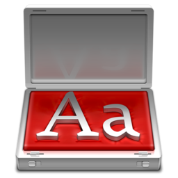 Logo for Fontcase