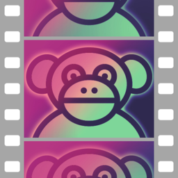 Logo for Video Monkey