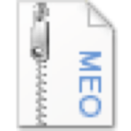 Logo for Meo