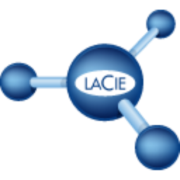 Logo for LaCie Network Assistant