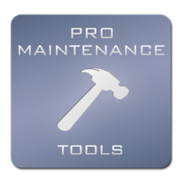 Logo for Pro Maintenance Tools