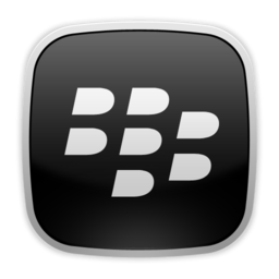 Logo for BlackBerry Desktop Manager