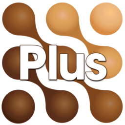 Logo for mocha PLus