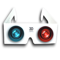 Logo for FourEyes3D