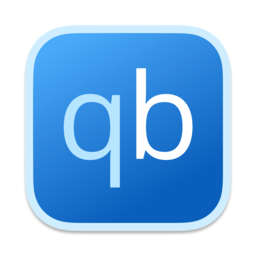 Logo for qBitTorrent