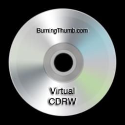 Virtual CD-RW