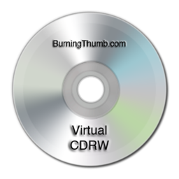 Virtual CD-RW