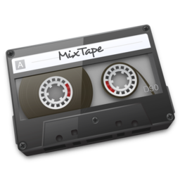 Logo for MixTape Pro