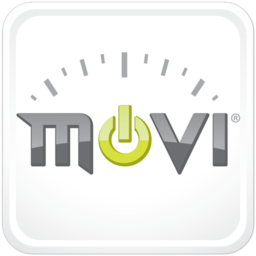 Logo for Movi