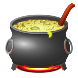 Logo for Dungeon Crawl Stone Soup