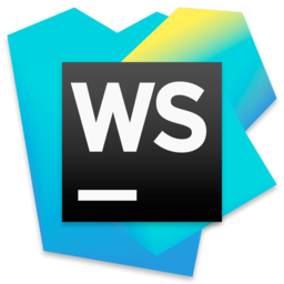 Logo for WebStorm